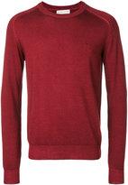 Etro classic crew neck sweater - men - Wool - S