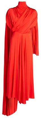 Ellery Dolomith Cape Dress