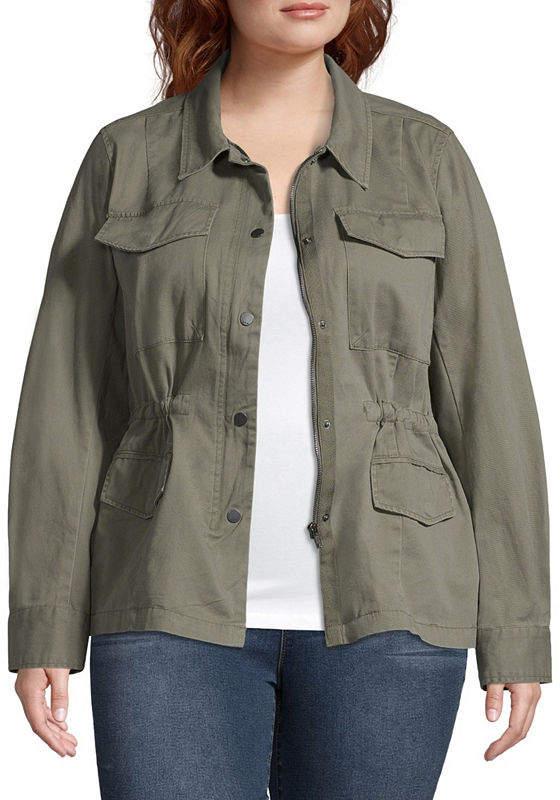 Anorak Jacket - Plus