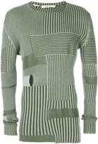 Damir Doma striped jumper