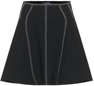 Thierry Mugler Scuba miniskirt