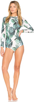Stone Fox Swim Kalua One Piece Swimsuit