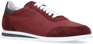 Brunello Cucinelli Leather Ares Sneakers