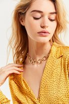 Urban Outfitters Desi Circle Link Choker Necklace