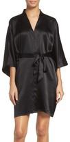 Samantha Chang Women's Silk Robe