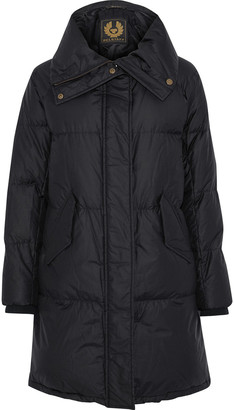 Belstaff Rowlock Quilted Cotton-blend Down Jacket