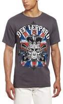 FEA Men's Def Leppard Rock Of Ages Mens T-Shirt