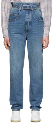 Etoile Isabel Marant Navy Gloria Jeans
