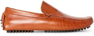 Donald J Pliner Saddle Vic Leather Drivers