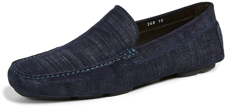 To Boot Lewis Suede Drivers