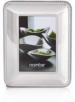 Nambe Braid Chrome Picture Frame