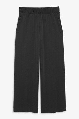Monki Super-soft trousers