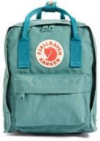 Fjallraven 'Mini Kanken' Water Resistant Backpack - Green