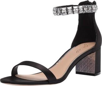 Badgley Mischka Women's Katerina Heeled Sandal