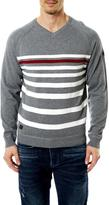 Point Zero Men's V-Neck Pullover