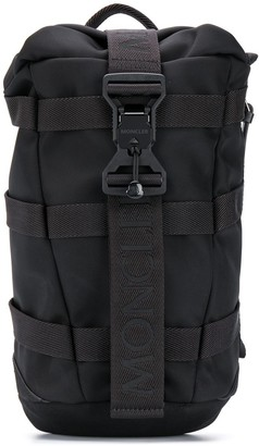 Moncler Single Shoulder Strap Backpack