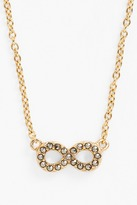 Judith Jack Mini Motives Boxed Reversible Infinity Pendant Necklace