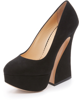 Charlotte Olympia Millicent Pumps