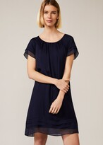Thumbnail for your product : Phase Eight Freesia Silk Dress