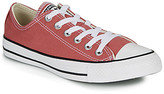 Converse CHUCK TAYLOR ALL STAR SEASONAL COLOR - OX women's Shoes (Trainers) in multicolour