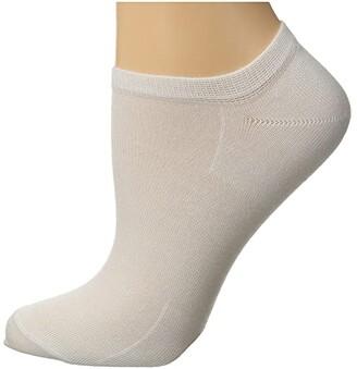 Falke Active Breeze Sneaker Sock (White) Women's Crew Cut Socks Shoes