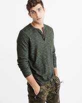 Abercrombie & Fitch Long-Sleeve Henley
