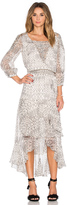 Twelfth Street By Cynthia Vincent Multiple Strapping Dress