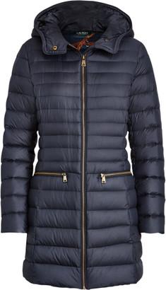 Ralph Lauren Packable Down-Fill Coat