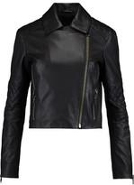 J Brand Adaire Leather Biker Jacket