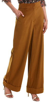 ABS by Allen Schwartz Lennie Wide Leg Pant