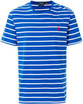 Polo Ralph Lauren crew neck stripe T-shirt