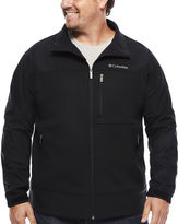 Columbia Smooth Spiral Softshell Jacket - Big &Tall
