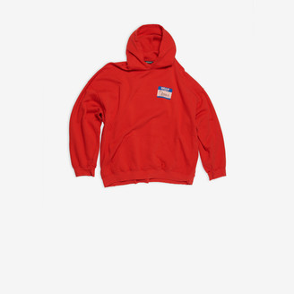 Balenciaga My Name Is Demna Hoodie