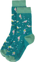 Cath Kidston Little Birds Day Socks