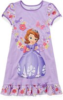 Disney Collection Girls Sofia the First Nightshirt