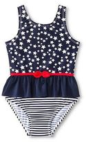Just One You® made by Carter's Just One You Made by Carter's Toddler Girls' Americana One Piece Swimsuit