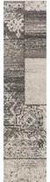 "Ophelia Kimes Gray / Charcoal Area Rug & Co. Rug Size: Runner 2'8"" x 8'"