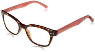 Kate Spade Women's Rebecca2 Rectangular Reading Sunglasses