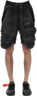 Mauna Kea Cotton Cargo Shorts W/ Pockets