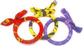 Indego Africa Fabric Wrap Bracelet