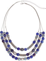MIXIT Mixit Womens Illusion Necklace