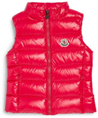 Moncler Kids Ghany Puffer Gilet (8-10 Years)