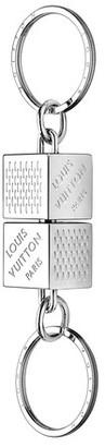 Louis Vuitton Damier Cube valet key holder