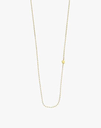 Madewell Enameled Chain Necklace