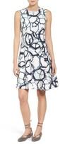 Nic+Zoe Women's Neptune Scuba Knit Dress
