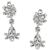 Givenchy Worth Crystal Drop Earrings