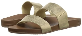 Reef Cushion Bounce Vista (Champagne) Women's Sandals