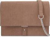 Pb 0110 Smooth leather mini cross-body bag