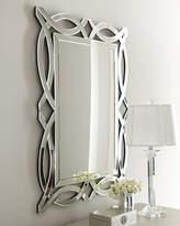Horchow Miramar Figure-8 Mirror