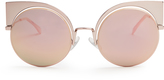 Fendi Eyeshine cat-eye sunglasses